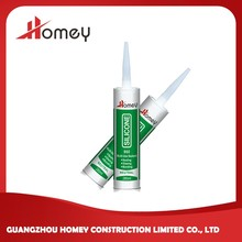 Homey transparent neutral waterproof silicone sealant mastic
