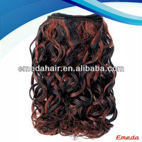 Hot sale good quality Factory price supply 100% ombre hair weaves two color hair extension hot sell in nigeria