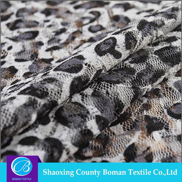 Cheap fabric supplier New style Dress Knitted chemical net lace