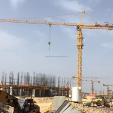 SYM 16t Lifting Capacity Durability And Reliability 18t Tower Crane