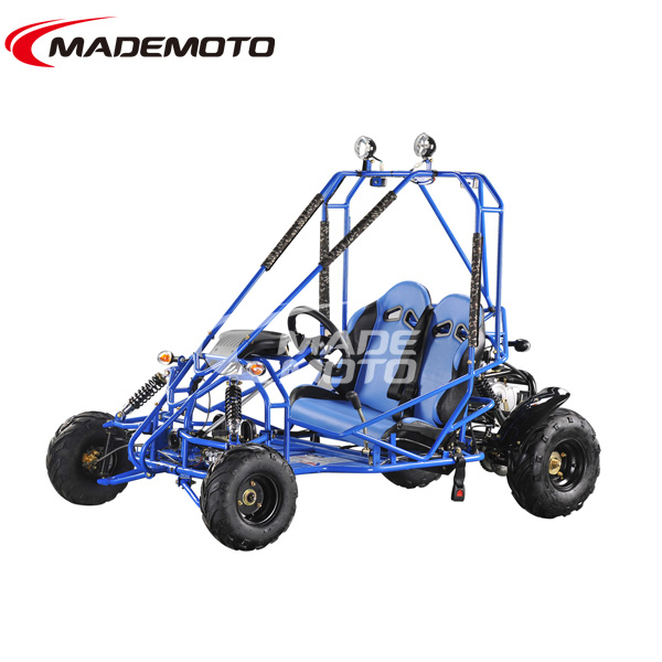 Electric 2 Seater Go Kart / Fun Power Engine Go Kart Racing