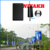 Niyakr P4 P5 P6 P8 pole led display signs wifi 3G outdoor advertising street led display