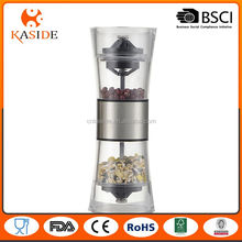 HOT SALE simple design portable spice grinder/pepper mill China sale