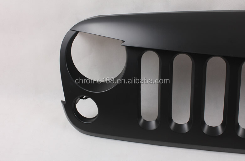 grille for jeep wrangler grill from maiker