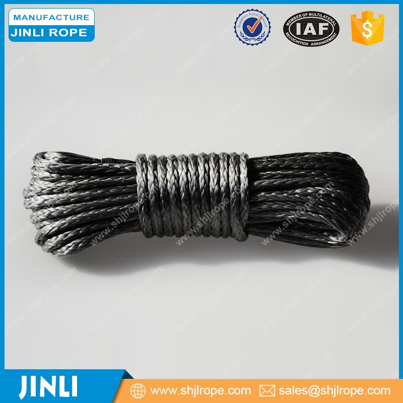JINLI play event <strong>needed</strong> synthetic winch rope small winch