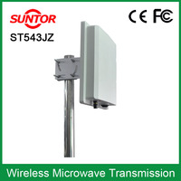 5km 5.8GHz18dBi panel antenna wireless video transmitters
