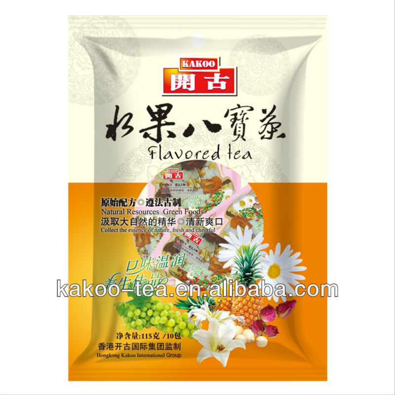 Assorted Chinese Herbal Tea, Traditional Dried Fruit Flavored Tea,Fruit Flavored Tea