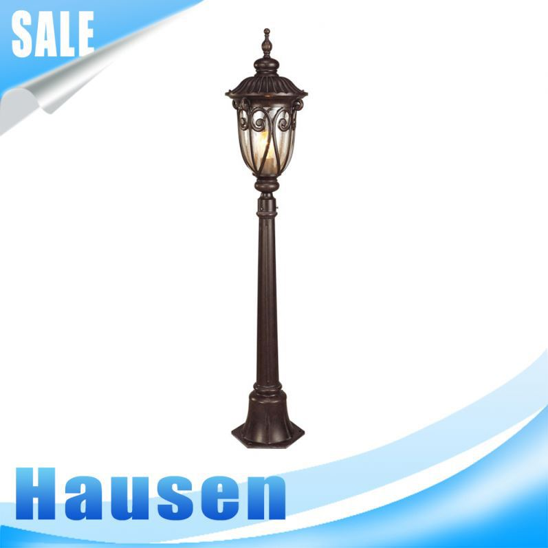Household 100w retro standing IP44 garden decor lighting