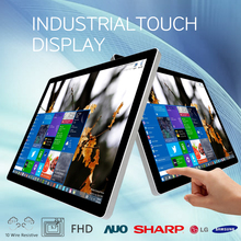 waterproof touch screen monitor ip68 Advertising lcd 4k monitor with 1280x1024 resolution