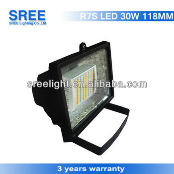 high power 30w led r7s 118mm 40w r7s view 40w r7s sree product details from shenzhen sree. Black Bedroom Furniture Sets. Home Design Ideas