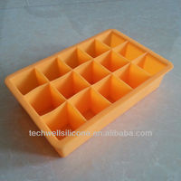 Latest pop silicone wholesale ice cube tray