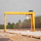 Heavy Duty Outdoor Usage Traveling 5, 10T, 25T ,32T Double Girder Gantry Crane China Gantry Price