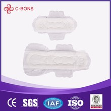 Sanitary napkin anion menstruation period pads brands for women