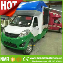 Quality guaranteed fast food car for sale, mobile shop name, dining cart
