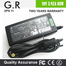 LS 19V 3.42A 5.5X1.7 original genuine laptop/notebook adapter/charger 65W for acer