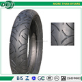 6PR/8PR DEJI Motorcycle Tube Type Tire 110/80-17 TL DJ-802 China Motorcycle Tyre