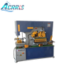 Q35Y20 Hydraulic Ironworker Cnc Metal Punching And Shearing Machine
