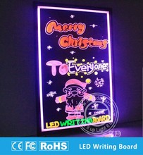 RGB5050 high-light strip indoor advertise LED writing board UK