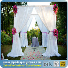 RK Hot selling wedding curtain back drop for sales