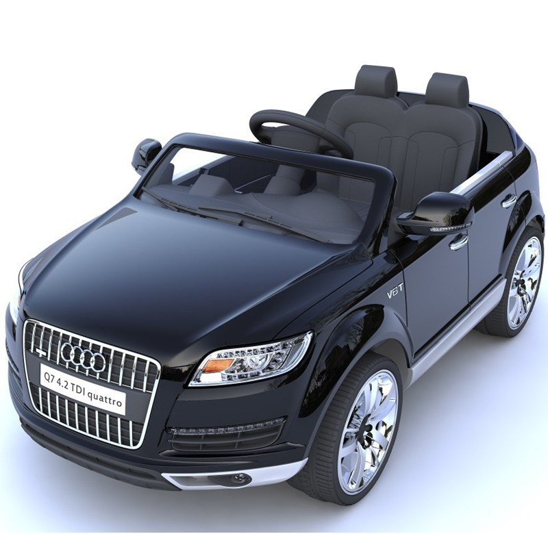 Newest Audi Licesned Electric Car Toy For Kids R C Ride