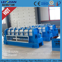 High efficiency Paper separator machine, factory reject electronics