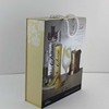 Luxury Square Display Flip Window Box See Through Gift Box