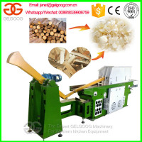GELGOOG Wood Shaving Machine/Large Automatic Wood Shaving Machine for Animal Bedding