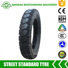 Motorcycle tubeless tire tyre 3.75-12