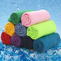 beach gym ball park pva cooling towel pet chamois synthetic