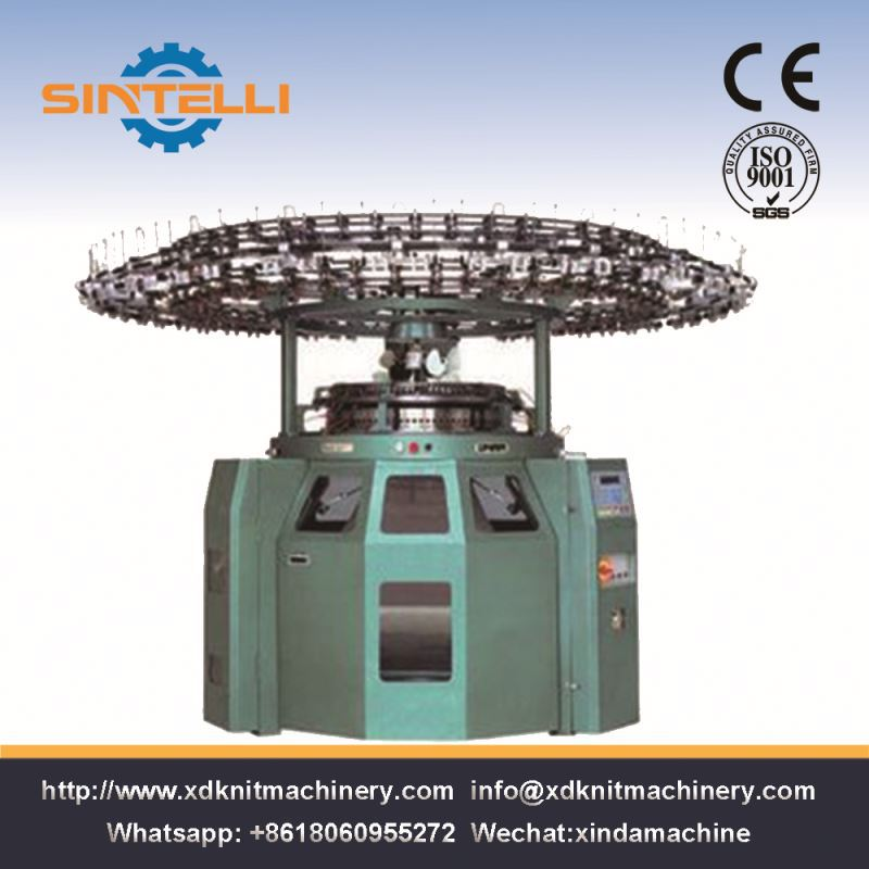 Forward-Stitching Handmade Terrot Terry Circular Knitting Machines Machine