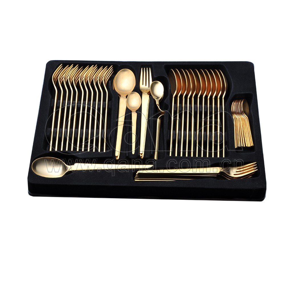 Brand Names Gold Plated Cutlery Gold Plated Flatware