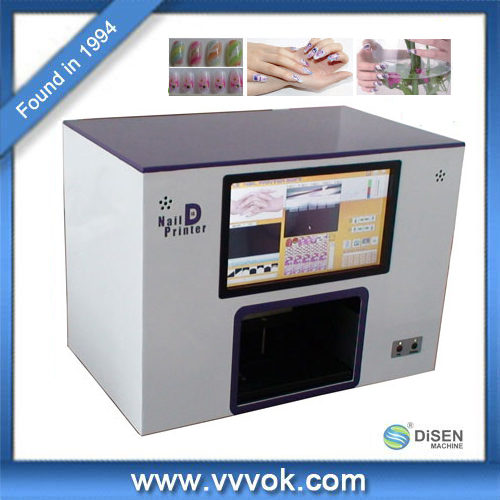 Portable nail art printing machine for sale
