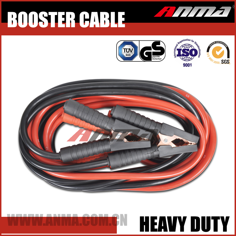 4 Gauge 20 Feet High Capacity jump starter car booster jumper cable