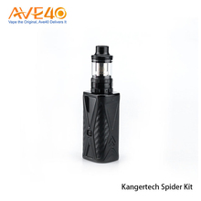 2018 Trending Products Vapor Starter Kits Alibaba Express Kangertech Spider Kit With Internal 4200mAh Battery