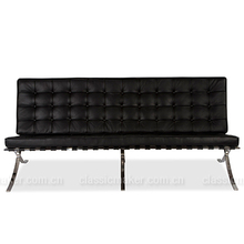 Hot sale factory promotion price leather sitting room sofa