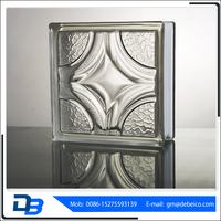 China manufacturers high quality sound control landscaping glass block
