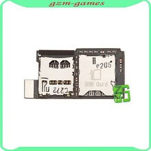 Mobile phone accessory SIM card and SD card reader contact for HTC One SV