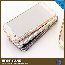 Custom hard smart aluminium metal frame bumper cover case for samsung galaxy note3 note4