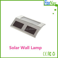 Alibaba Supplier for outdoor solar led lights wall mounted