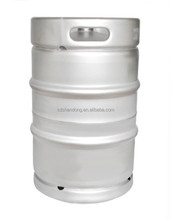 U.S. 1/2, 1/4, 1/6 Stainless Steel Beer Kegs for sale