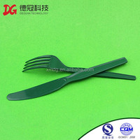 2015 Good Quality Colorful Plastic Reusable Plastic Cutlery