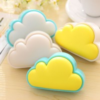 cloud shapes night light/top quality rechargeable light,table light alibaba express,motion sensor light
