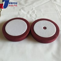 Plastic car sponge with handle for wholesales