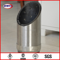 water well screen/304 bridge screen pipe/stainless sand-cantrol pipe