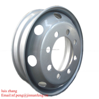 High quality 8.5-24 steel truck wheels & rims