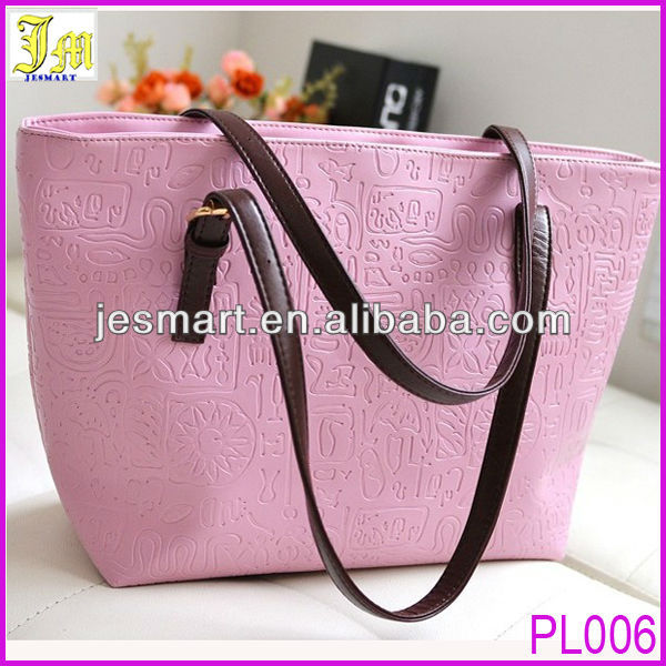 Aliexpress Hot Sale Women Handbag Vintage Shoulder Bag For Young Lady