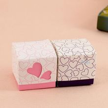 Decoration paper packaging baby sweet box