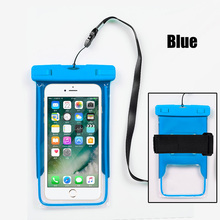 Fashion waterproof bag use smartphone waterproof phone pouch with swimming,fishing