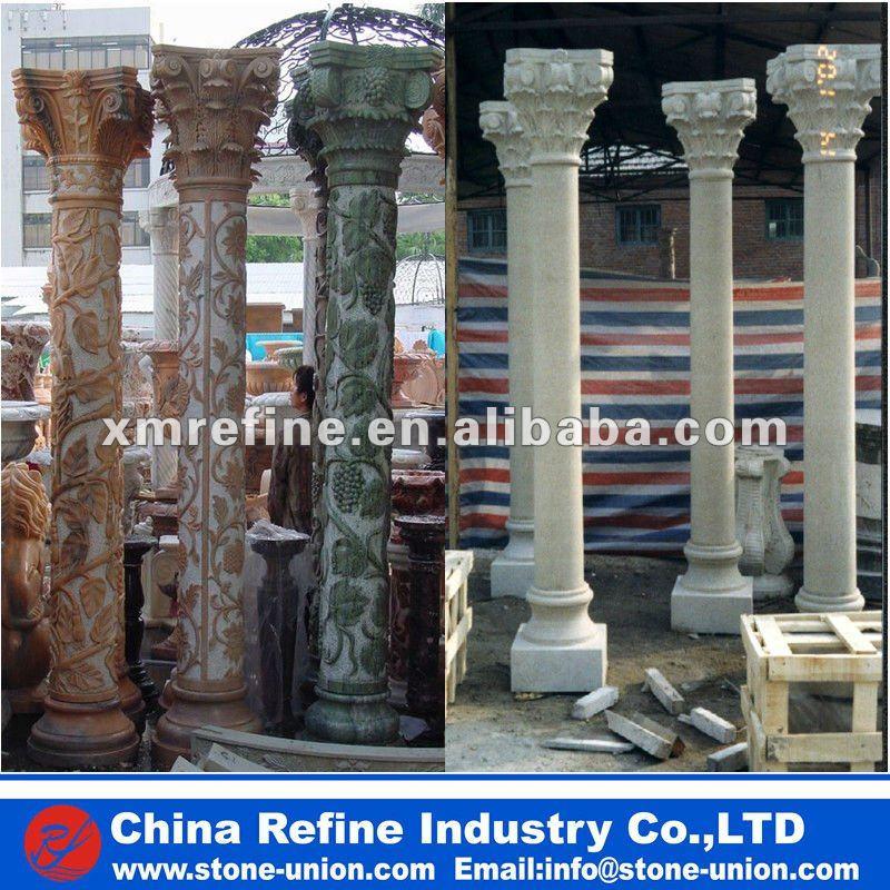 M rmol columnas decorativas interiores pilares - Columnas decorativas interiores ...