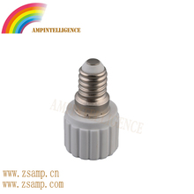 zhongshan led Lighting AMP E14 to G4/MR16 ceramic light bulb electrical socket adapter